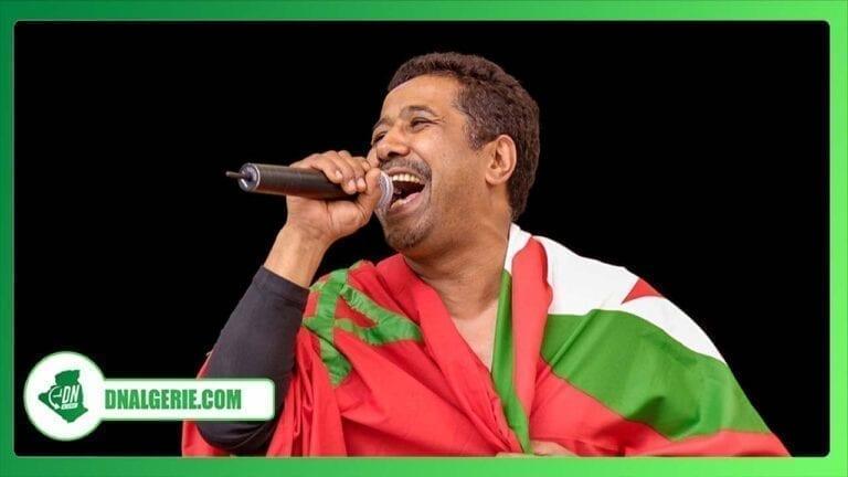Algérie : Cheb Khaled répond aux critiques relatives à ses relations avec le Maroc