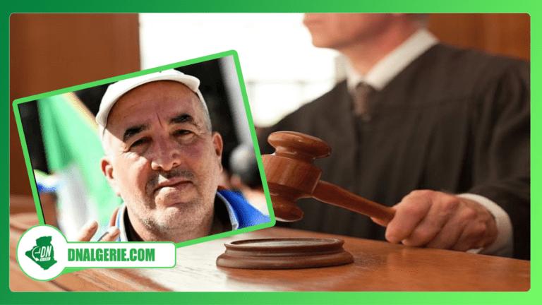 Algérie : l'ex-député Khaled Tazaghart condamné à un an de prison