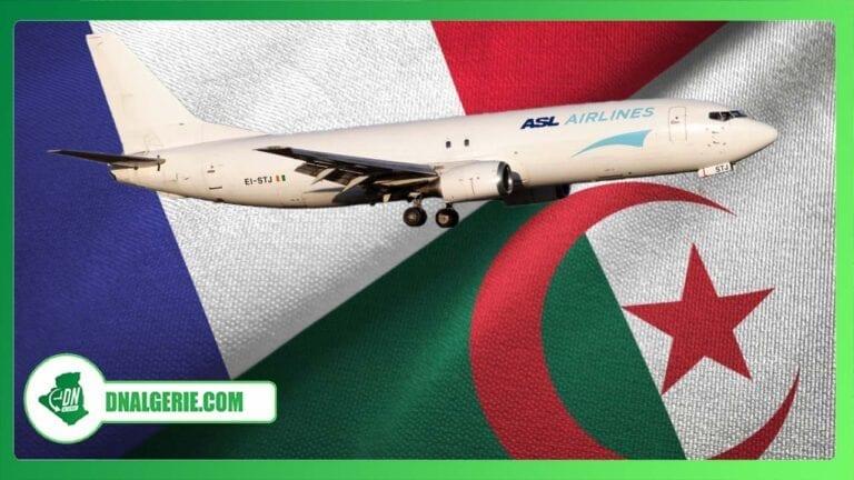 Vols de rapatriement Algérie-France : Ce qu'a décidé ASL Airlines