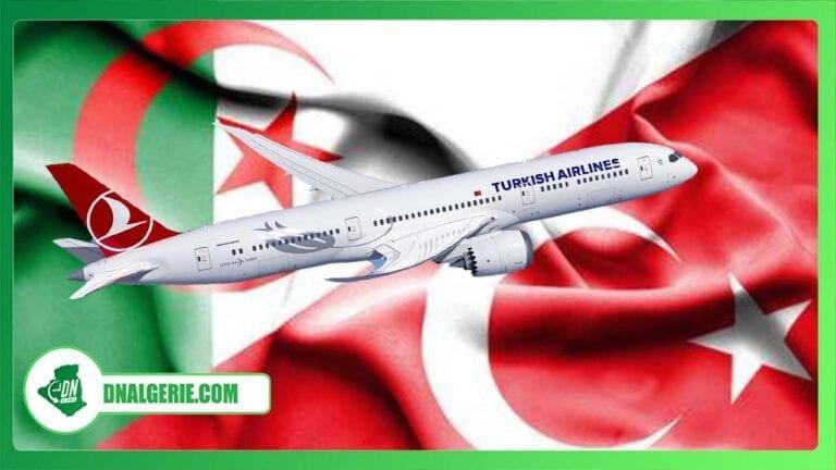 Algérie-Turquie : de nouveaux vols spéciaux programmés