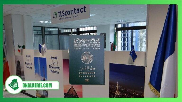 Visas Schengen pour la France : TLS Contact annonce une nouvelle mesure