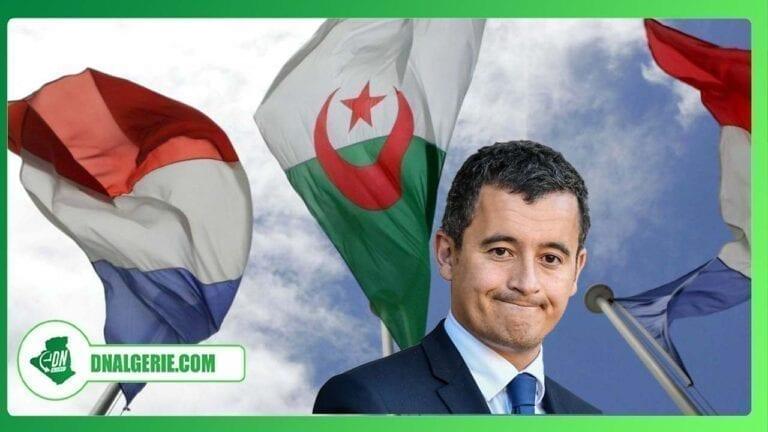France : voici les détails relatifs à la prochaine visite de Gérald Darmanin en Algérie