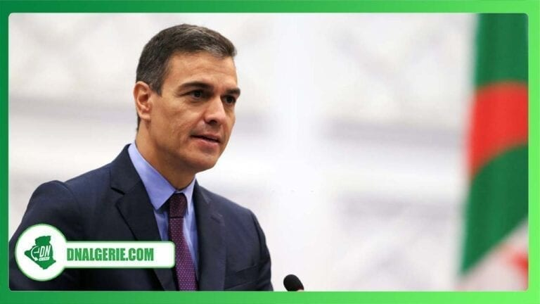 Algérie-Espagne : Pedro Sánchez attendu aujourd'hui à Alger