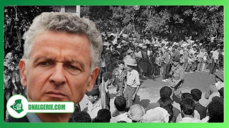 Guerre d'Algérie : un expert français créé la polémique