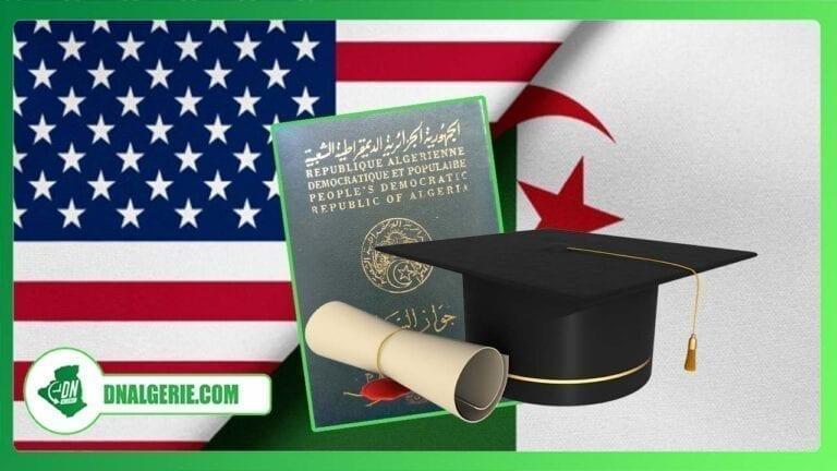 Les États-Unis offrent des bourses aux bacheliers algériens