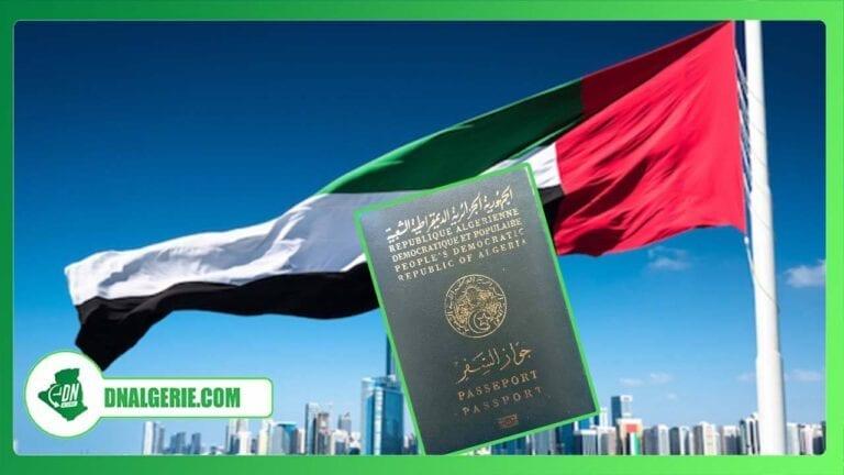Les Émirats ont-ils réellement suspendu les visas pour les algériens ?