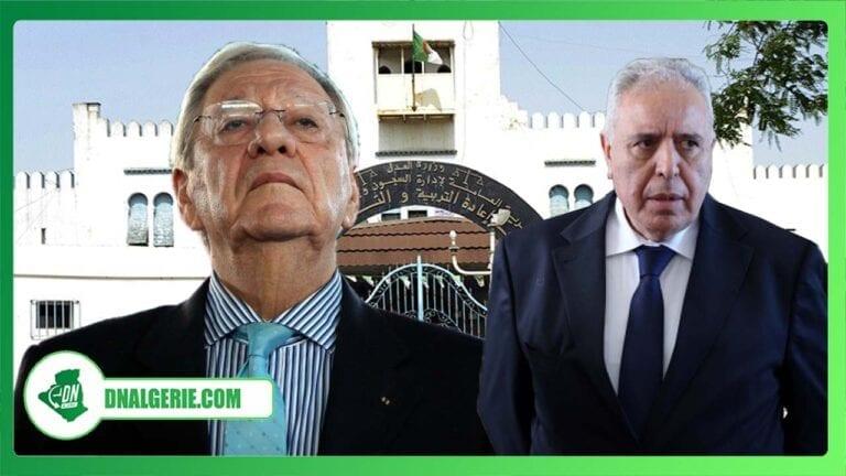 Algérie : des anciens ministres emprisonnés contaminés au Coronavirus