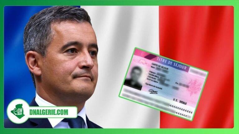 Immigration et naturalisation en France : Gérald Darmanin s'exprime