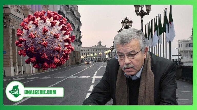 Flambée des cas Covid-19 en Algérie : un Professeur formule de graves accusations