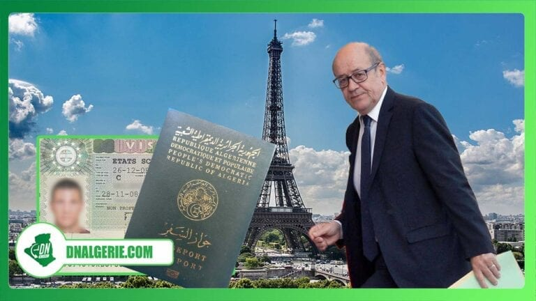 Visas pour la France : vers la suspension pour les algériens ?