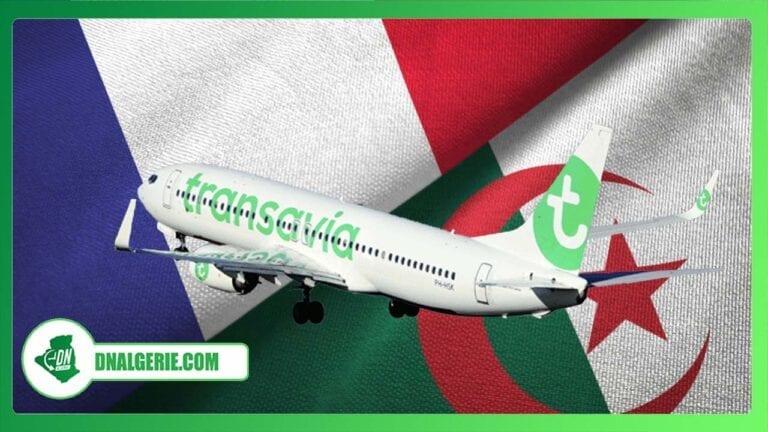 Algérie : Transavia programme de nouveaux vols spéciaux vers la France