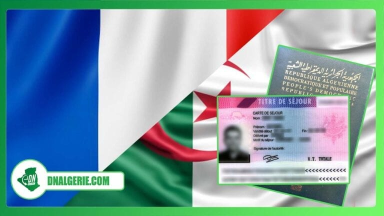 France : du nouveau concernant les titres de séjour pour les algériens