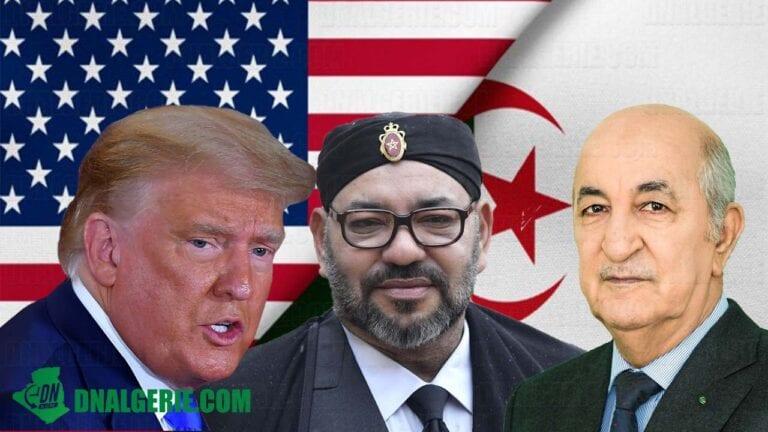 Algérie : le soutien de Trump au Maroc risque d'impacter les relations avec les USA