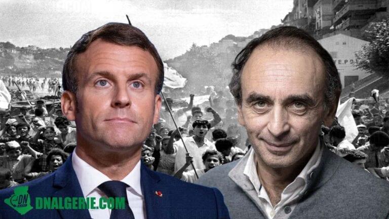Hommage à des algériens en France : Éric Zemmour crée la polémique
