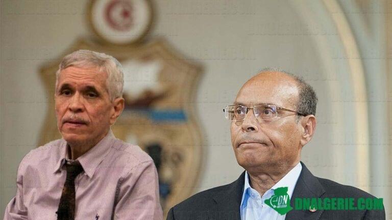 Algérie : un ministre réagit aux récentes attaques de l'ancien président tunisien