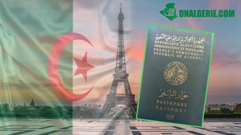 Ce qui va changer pour les algériens établis en France