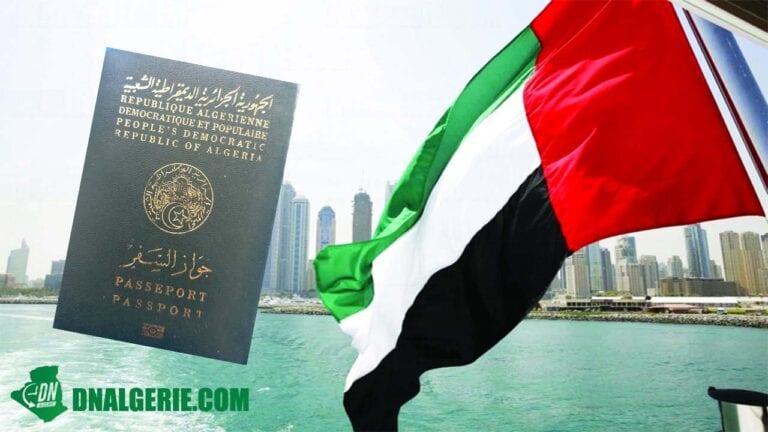 Voyages : les Émirats ont-ils gelé l'octroi des visas aux algériens ?