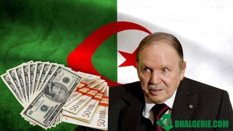 Algérie : voici les sommes astronomiques détournées à l'étranger sous Bouteflika