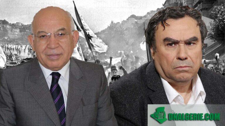 Mémoire Algérie France : Abdelaziz Rahabi tacle sévèrement Benjamin Stora