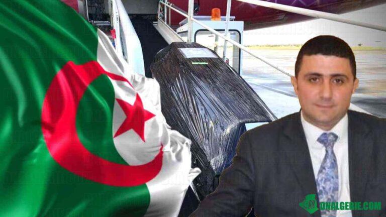 Rapatriement des dépouilles d'algériens : Belmeddah accuse le gouvernement