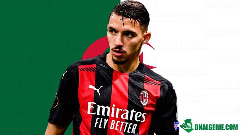 Football : Bennacer élu meilleur joueur Maghrébin de l'année 2020