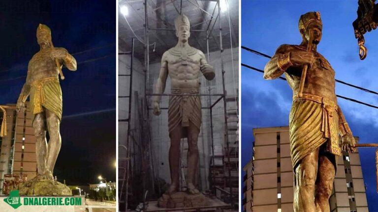 Kabylie : une statue du roi Chachnaq suscite une vive polémique