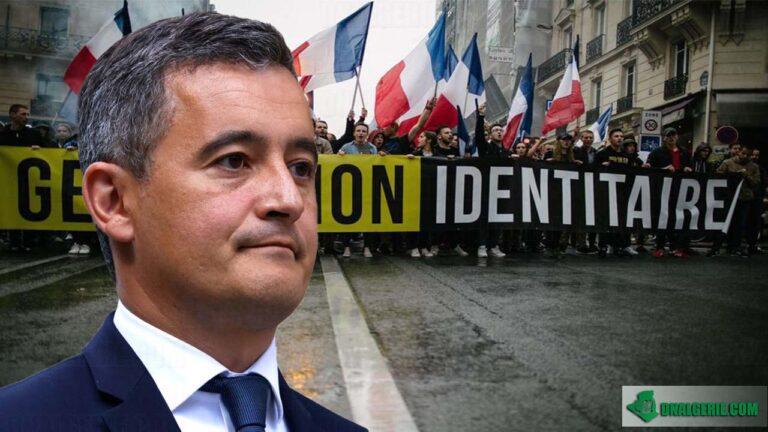 Immigration en France : Darmanin veut dissoudre un mouvement d'extrême-droite