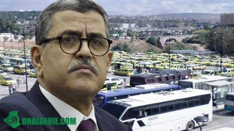Reprise du transport inter wilayas en Algérie : voici les détails