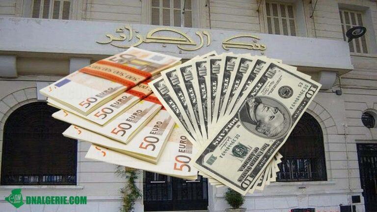 Taux de change : vers un euro à 200 dinars sur le marché officiel en Algérie ?