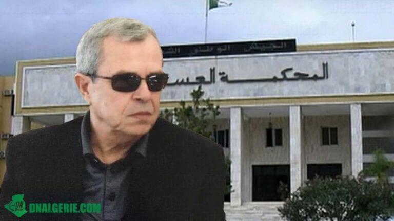 Algérie : le général Toufik s'exprime sur les accusations auxquelles il a fait face