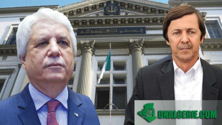 Algérie : voici comment Said Bouteflika dirigeait la justice par SMS