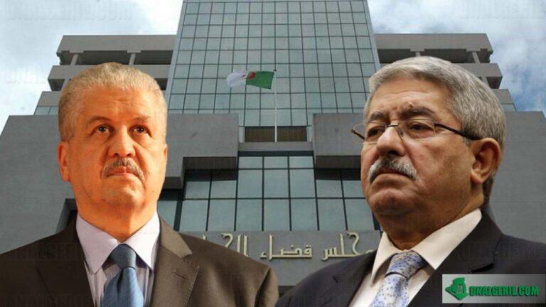 Financement occulte du cinquième mandat : Ouyahia et Sellal loudement condamnés