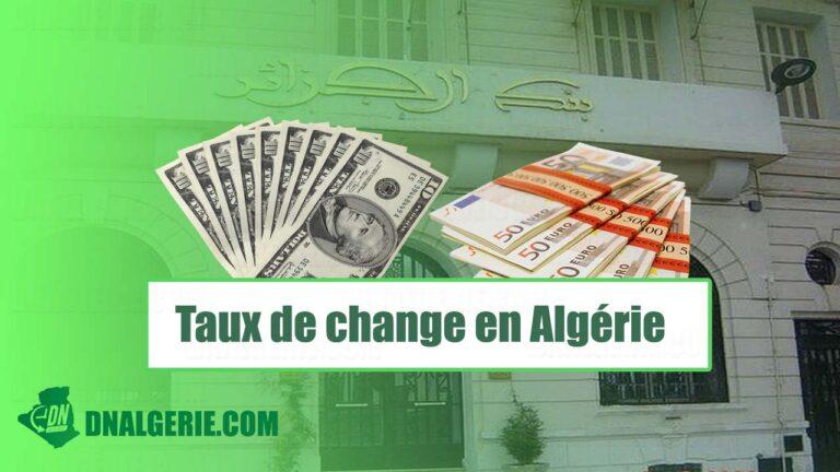 Devises : légère hausse de l'Euro face au dinar algérien (19/01/2021)