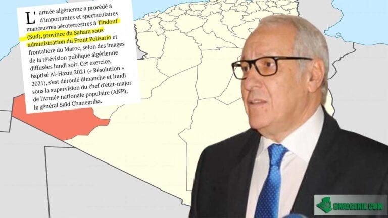 L'ambassadeur d'Algérie en France tacle un média français suite à un grave dérapage