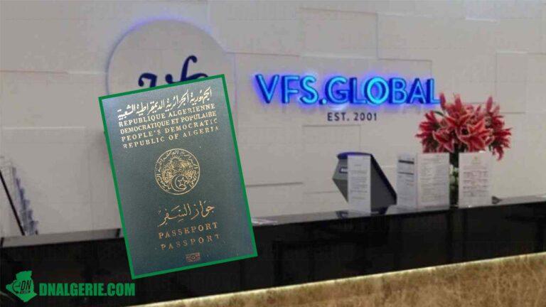 Regroupent familial en France : les précisions de VFS Global Algérie