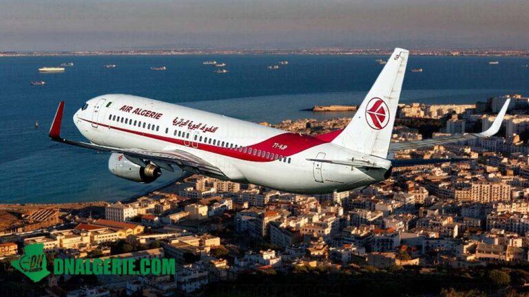 Vols spéciaux d'Air Algérie : les autorités pourraient instaurer de nouvelles mesures