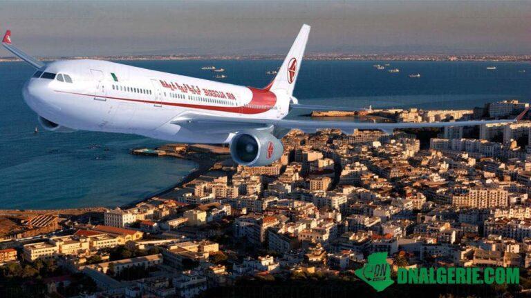 Vols spéciaux d'Air Algérie en février : ce qu'il faut savoir