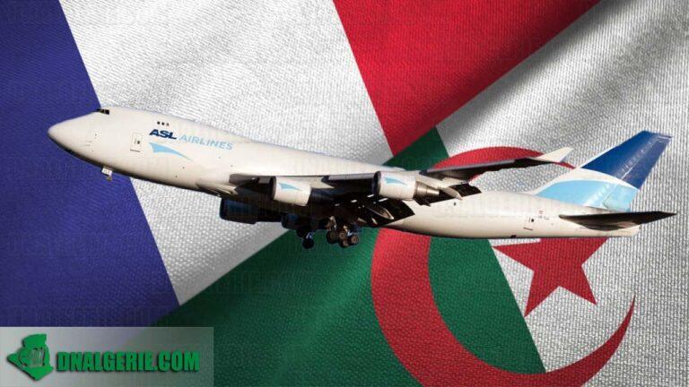 Vols Algérie France : nouveau communiqué de ASL Airlines