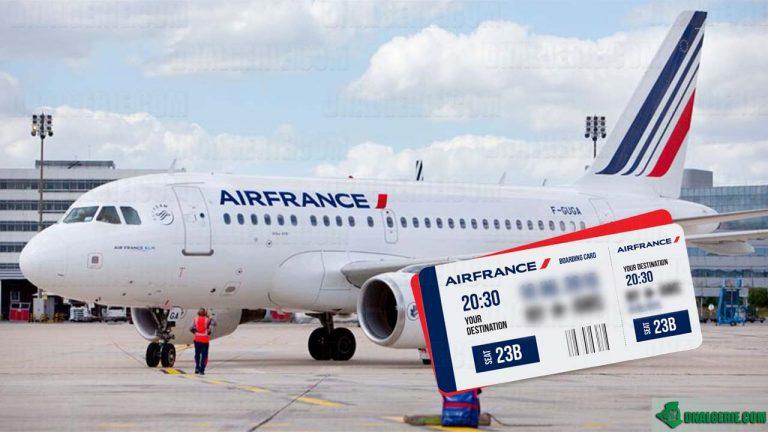 Billets d'avion : Air France annonce de nouvelles mesures