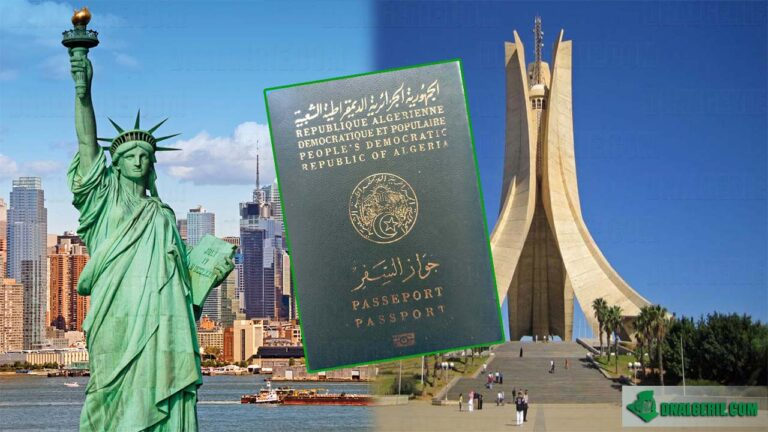 Voyages Algérie USA : nouveau communiqué de l'ambassade américaine à Alger