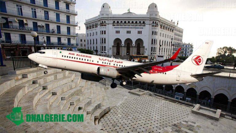 Vols de rapatriement d'Air Algérie : le gouvernement apporte des précisions