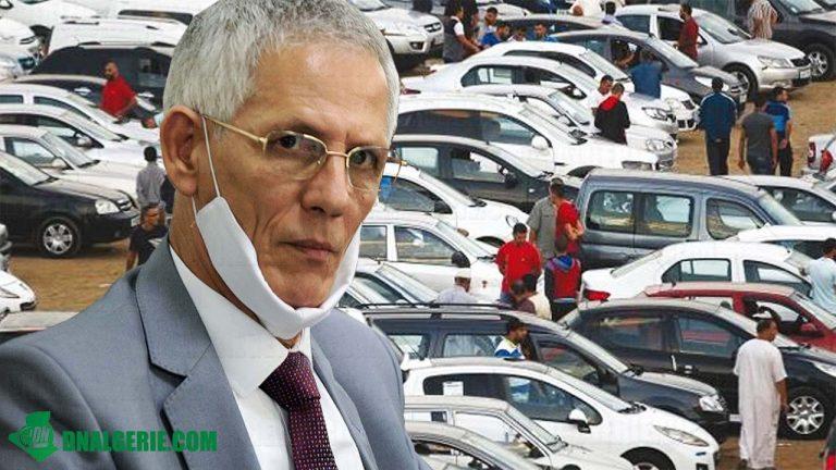 importation des voitures d'occasion en Algérie : Ferhat Aït Ali revient à la charge