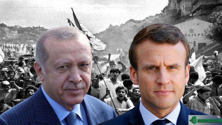 Colonisation et crimes coloniaux en Algérie : quand Erdogan tacle Macron