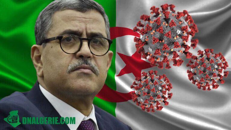 Confinement et crise sanitaire en Algérie : le gouvernement annonce de nouvelles mesures