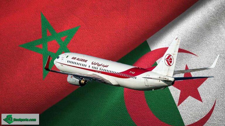 Maghreb : le Maroc suspend ses vols avec l'Algérie