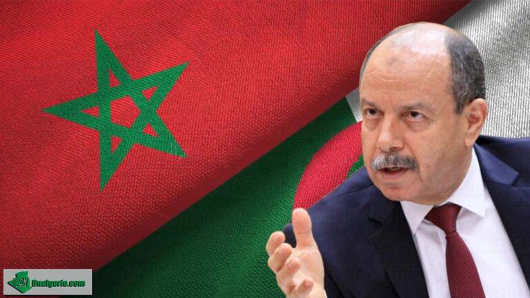 Algérie : le ministre de la justice critique sévèrement le Maroc