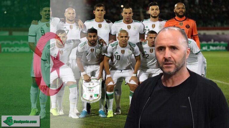 Mondial 2022 : le programme de l'Algérie dévoilé