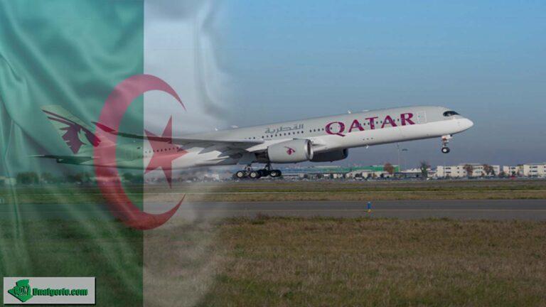 Transport aérien : la compagnie Qatar Airways au coeur d'une vive polémique en Algérie