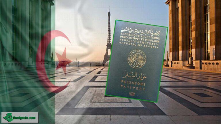 Titres de séjour pour les algériens : le sénat français adopte une nouvelle mesure