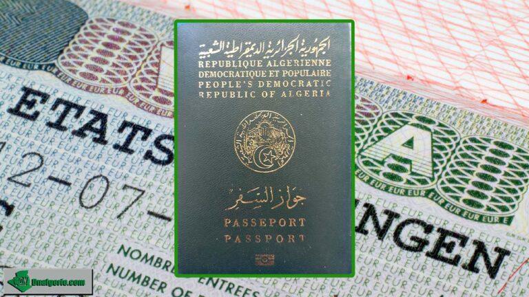 Visas pour les algériens : un député français appelle à la suspension
